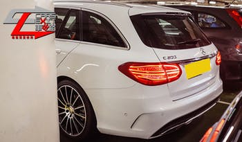 Mercedes Benz C200 Estate AMG Line full