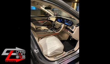 Mercedes Benz MAYBACH S600 full